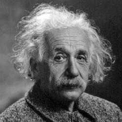 Albert Einstein Portrait Dr Lori Todd