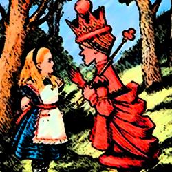 Alice in Wonderland Dr Lori Todd