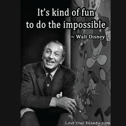 Walt Disney Fun Impossible Dr Lori Todd